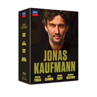 Jonas Kaufmann-Vier Große Opern