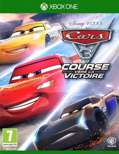 Cars 3 Course Vers la Victoire Xbox One