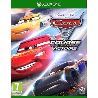 Cars 3 Course Vers la Victoire Xbox One