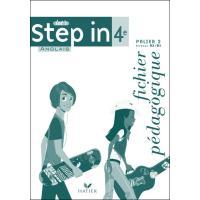 Let's Step In Anglais 4e éd 2008 - Fichier pédagogique