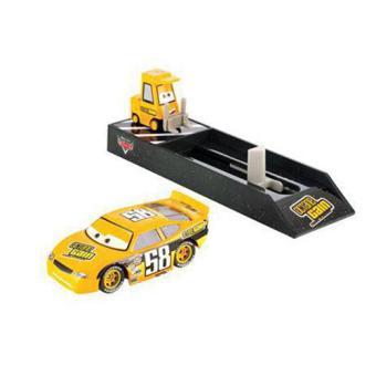 Voiture PrixFnac Gain Lanceur Pit Mattel Crew Octane Cars Achatamp; QrdCshxt