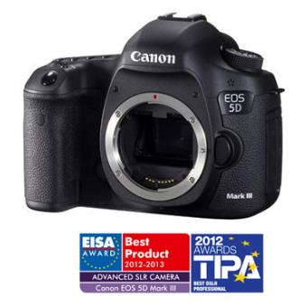Reflex Canon EOS 5D Mark III Boîtier Nu
