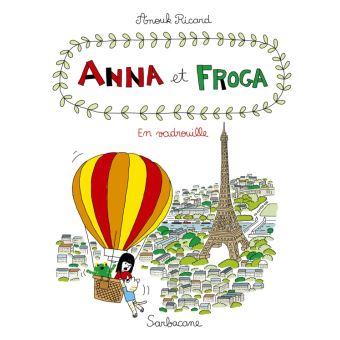 Anna et FrogaEn vadrouille