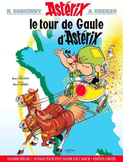 Astérix - Le Tour de Gaule d'Astérix - nº 5 Edition limitée - 9782014001518 - 7,99 €