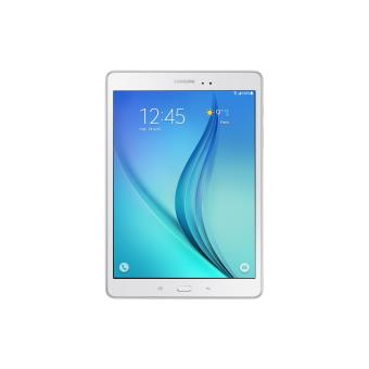 tablette samsung galaxy tab a 9 7 16 go wifi blanc tablette tactile achat prix fnac. Black Bedroom Furniture Sets. Home Design Ideas