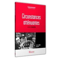 Circonstances attenuantes DVD