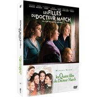 Coffret Les quatre filles du Docteur March DVD