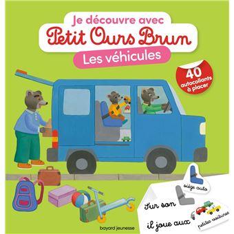 Petit Ours BrunJe découvre les véhicules avec Petit Ours Brun