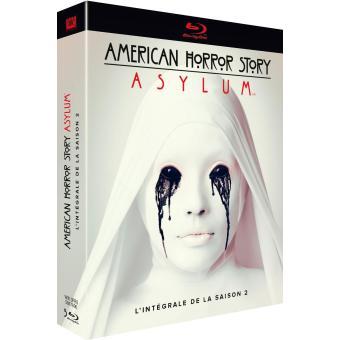 American Horror StoryAmerican Horror Story Saison 2 Coffret Blu-ray