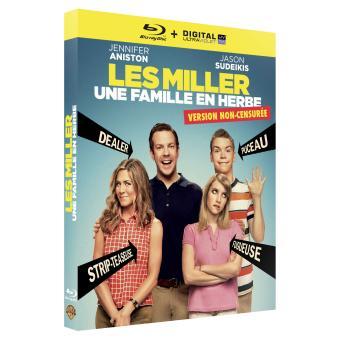 Les Miller, une famille en herbe Blu-Ray