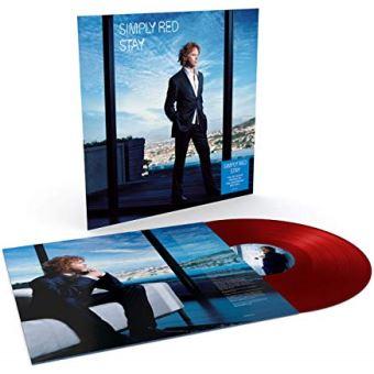 Stay - LP 180g Red Vinil 12''