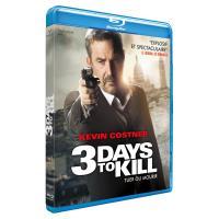 3 days to kill  Blu-ray
