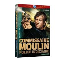 Coffret Police Judiciaire, Saison 2 DVD