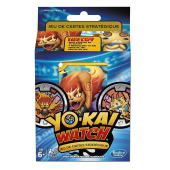 carte yo kai watch Starter Pack Cartes Yo Kai Watch   Jeu de cartes   Achat & prix | fnac