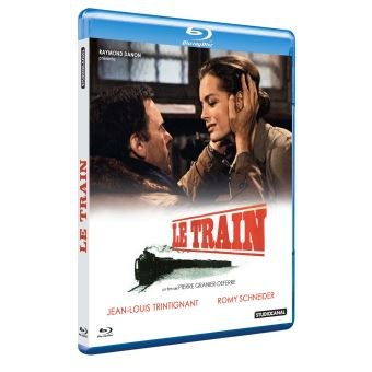 Le Train Exclusivité Fnac Blu-ray