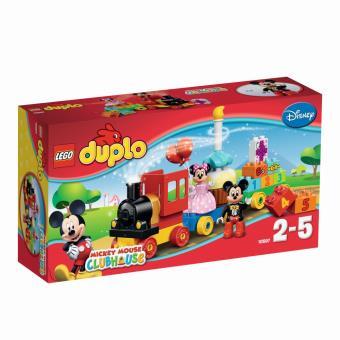 Lego Duplo Mickey 10597 La Parade d'anniversaire de Mickey et Minnie