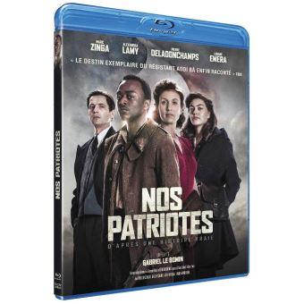 Nos patriotes Blu-ray