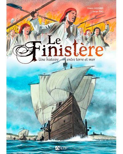 Le Finistère une histoire entre terre et mer