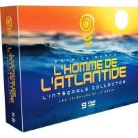 Coffret L'Homme de l'Atlantide L'intégrale de la série et des films DVD
