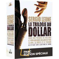 Coffret La Trilogie du Dollar Edition Spéciale Fnac DVD