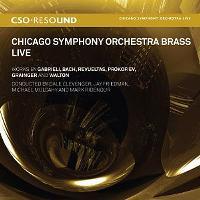 Chicago symphony orchestra brass live