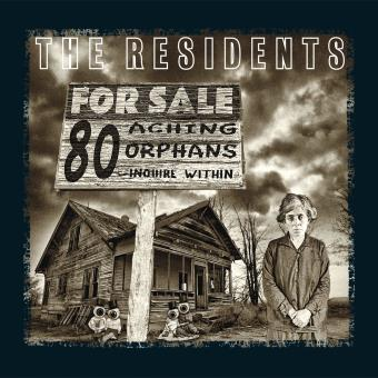 80 Aching Orphans 45 Years of The Residents Anthology Coffret