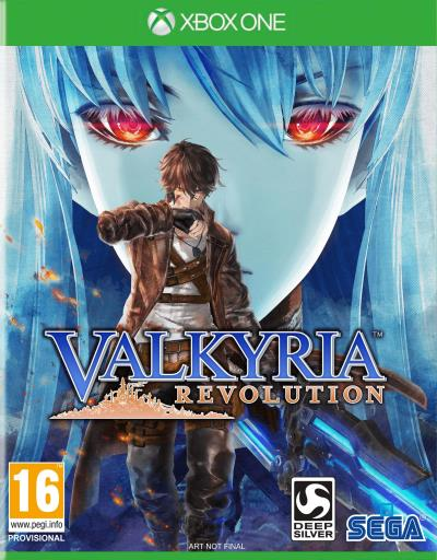 Valkyria Revolution Xbox One
