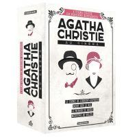 Coffret Agatha Christie 4 films DVD
