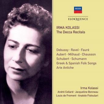The Decca Recitals