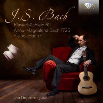 J.s. bach: klavierbüchlein für anna