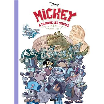 MickeyMickey a travers les siecles