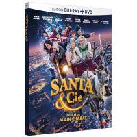 Santa & Cie Edition limitée Combo Blu-ray DVD