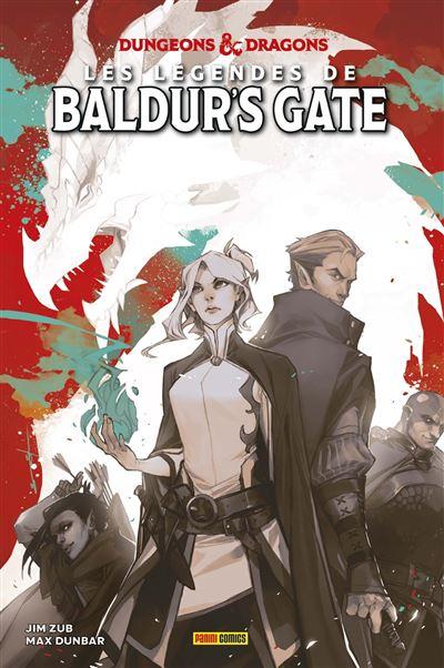 Les Légendes de Baldur's Gate
