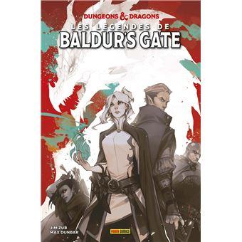 Dungeons et dragonsDungeons & Dragons: Les légendes de Baldur's Gate