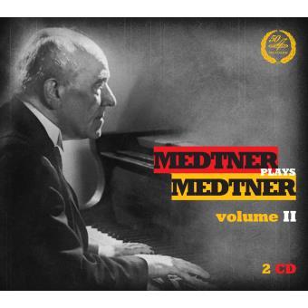 Medtner plays Medtner Vol.2