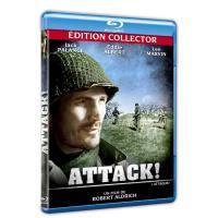 Attack Blu-ray