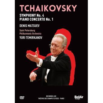 Symphony no.4/piano conce