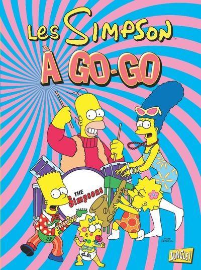 Les Simpson - tome 23 Les Simpson à go-go