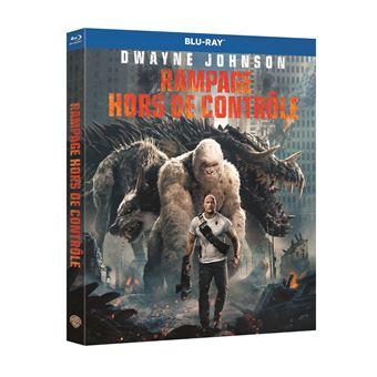 Rampage Hors de contrôle Blu-ray