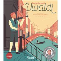 Raconte-moi Vivaldi, Livre-CD