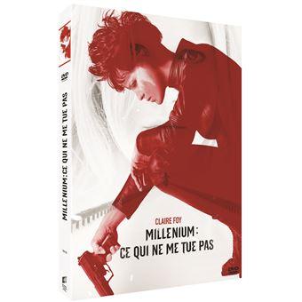 MilléniumMillénium : Ce qui ne me tue pas DVD