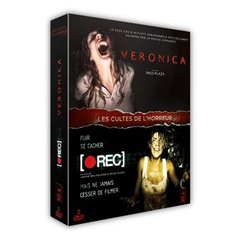Coffret Veronica REC DVD