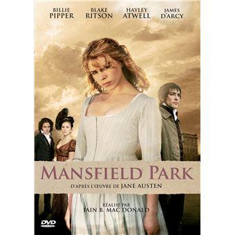 Mansfield Park DVD