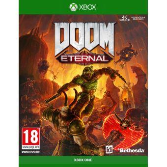 Doom Eternal Xbox One Sur Xbox 3 Jeux Video Fnac Be