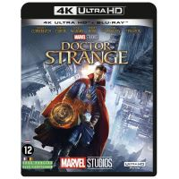 Doctor Strange Blu-ray 4K Ultra HD