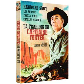 La Trahison du Capitaine Porter DVD