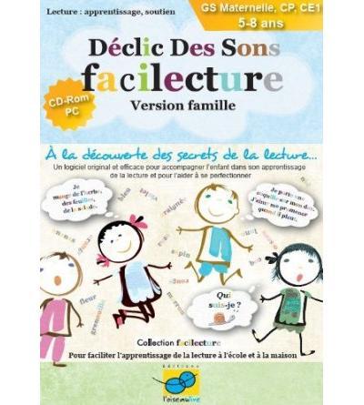 Déclic Des Sons facilecture, Version famille