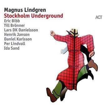 STOCKHOLM UNDERGROUND/LP
