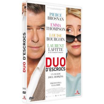 Duo d'escrocs DVD