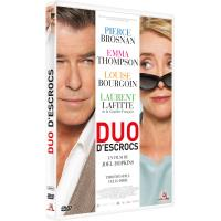 Duo d'escrocs DVD